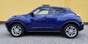 Nissan Juke 1,5 dci,Kamera,Navi,Klima,47000km
