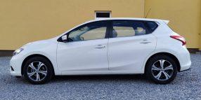 Nissan Pulsar 1.5 dci,Kamera,Navi,Klima