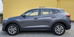 Hyundai Tucson 2,0 CRDi 4×4 pogon,63000km.