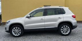 VW Tiguan 2,0 TDi,140Ks,Kamera,Panorama,Klima,Navi